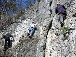 Klettersteig Fränkische Schweiz : Ohartmann.de